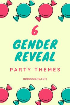Gender reveal parties are a cute way to celebrate your family's soon-to-be newest arrival and let your family know whether they'll get to meet a bouncing baby boy or beautiful baby girl. Paper Party Decorations, Hot Wheels Party, Party Themes, Party Ideas, Beautiful Baby Girl, Reveal Parties, Pink Candy, Winter Theme, Gender Reveal