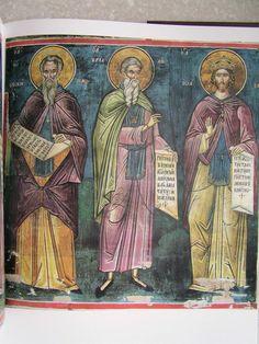 229 Fresco, Painting, Art, Saints, Byzantine Icons, Art Background, Fresh, Painting Art, Kunst