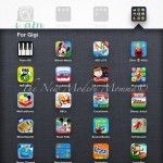 Favorite iPad Toddler Apps