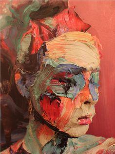Sophie Derrick   Principissa (Princess)   Contemporary Art.