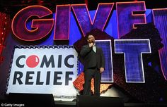 Frankie Boyle booed after foul-mouthed Comic Relief rant. which is then AXED from broadcast Frankie Boyle, Kate Middleton, Affair, Jokes, Neon Signs, Comics, Concert, Mail Online, Celebrities