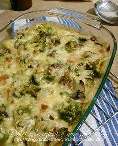 Pasticcio di pollo con verdure e formaggi | piatto unico