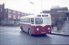 Bus Colour Slide Burnley Colne & Nelson Leyland Tiger Cub/East Lancs BCW 465B