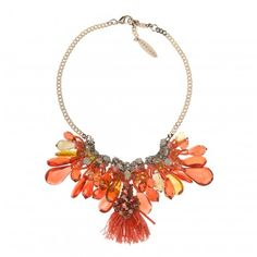ETHNO-CHIC CRYSTAL NECKLACE - Spring Summer 2014 - SHOP ONLINE