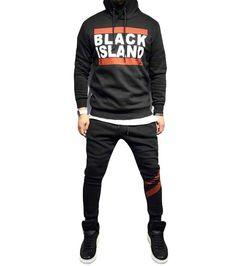 Trening Black Island model bli 006