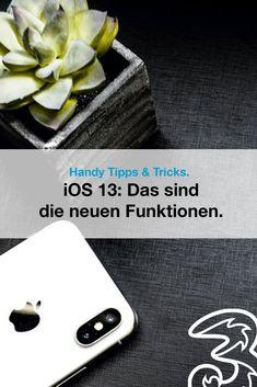 Apple hat mit iOS 13 eine neue Version seines Betriebssystems angekündigt, das ab Herbst kommen soll. Welche neue Funktionen erwarten dich? In unserem Artikel erfährst du alles über den Dark-Modus, die überarbeitete Karten-App und noch viel mehr!