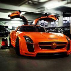 Cool Orange SLS