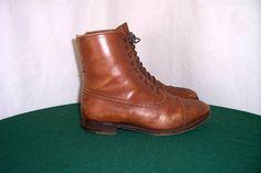 Sz 7.5 U.S. Women Sz 5.5 UK Women Vintage Short brown