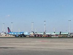 Net recul du trafic à l'aéroport de Bruxelles en aout