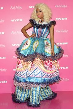 In honor of Nicki Minaj's birthday, look back at her most memorable red carpet moments, here: