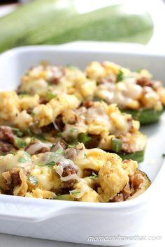 Zucchini Breakfast B
