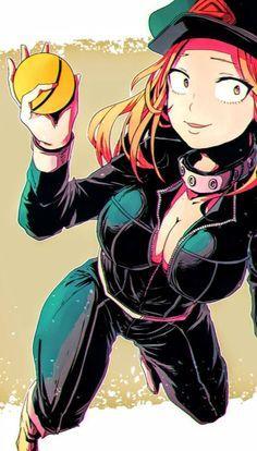 Camie Utsushimi - My Hero Academia Kawaii Anime Girl, Anime Girl Hot, Anime Art Girl, Anime Girls, Fan Art Anime, Thicc Anime, Chica Anime Manga, Anime Sexy, Buko No Hero Academia