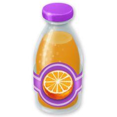 Hay Day, Orange Juice, Drink Bottles, Fandom, Game, Food, Products, Essen, Gaming