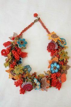 Oya Crochet or the Language of Anatolian Women