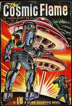 Scion Scientific Novel (1950). British Paperback | by lhboudreau