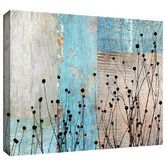 Found it at Wayfair - 'Dark Silhouette I' by Cora Niele Gallery Wrapped on Canvas