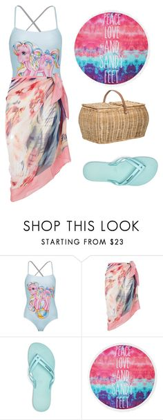 """""""And it's mind over you don't, don't matter"""" by slowsilence20 ❤ liked on Polyvore featuring Moschino, Maryan Mehlhorn, IPANEMA and Bloomingville"""