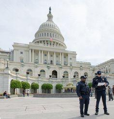 Democracy guards, Washington DC by Ido Lempert, via 500px