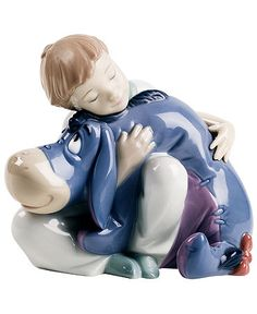 online shopping for Nao Lladro fine porcelain figurine Disney Collection: Dreams Eeyore - from top store. See new offer for Nao Lladro fine porcelain figurine Disney Collection: Dreams Eeyore - Disney Figurines, Collectible Figurines, Winnie The Pooh Figurines, Puppy Birthday, Pooh Bear, Tigger, Fine Porcelain, Decoration, Smurfs
