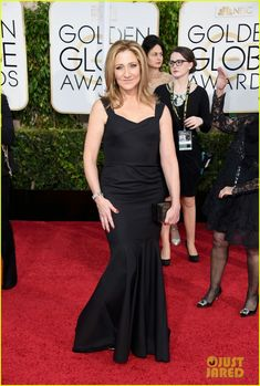Edie Falco Golden Globes 2015