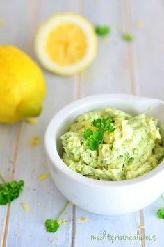 Lemon Parsley Butter