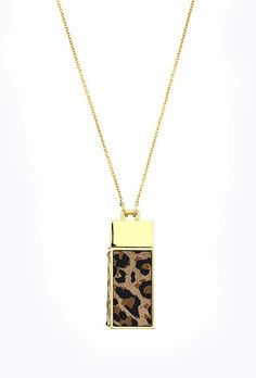 How can you go wrong with animal print? You can