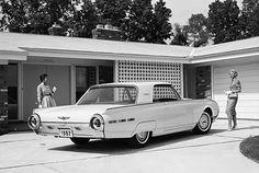 1960 Thunderbird & Classic 60's House