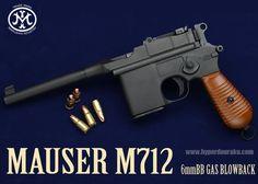 Przegląd Hyperdouraku Marushin Mauser M712 GBB