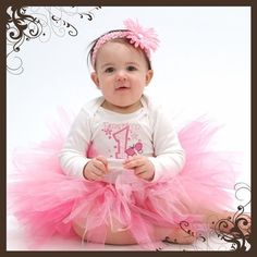 Butterfly Birthday Tutu Set with Bloomers-