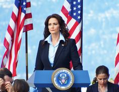 Lynda-Carter-On-Set-Supergirl  Wonder Women for president!