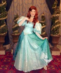 Princess Ariel disney world 2013