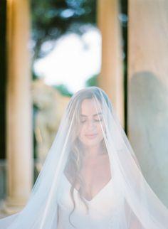 Wedding Portraits Villa Ephrussi De Rothschild Wedding Bridesmaid Dresses, Wedding Veil, Groom Attire, French Riviera, Wedding Portraits, Villa, Weddings, Bridal, Wedding