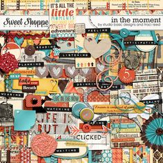 In The Moment by Traci Reed and Studio Basic Designs