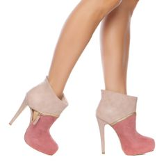 shoedazzle.com  i hate pink but these booties are adorable!