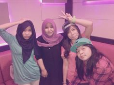 Sing friend bareng day ofer with chen