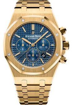 Audemars Piguet - Royal Oak Chronograph 41mm - Yellow Gold Watch 26320BA.OO.1220BA.02