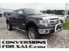 2014 Ford F-150 XLT Rocky Ridge Altitude Lifted Truck