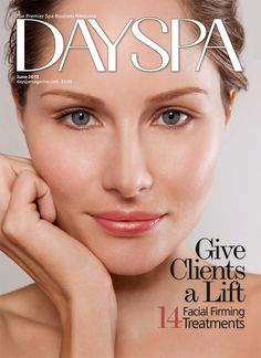 DaySpa Magazine Cover