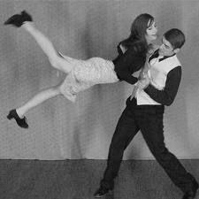 Mike Roberts: Vintage Dances, Partner Charleston, Jitterbug, Lindy Hop, Jazz (Vernacular), Blues Dance @Norma Johnson Arismendez