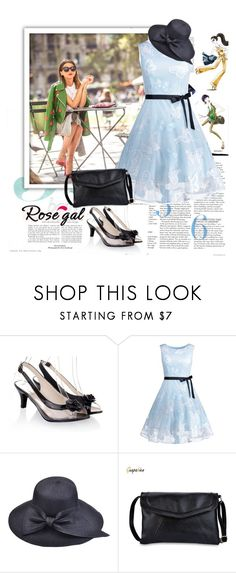 """""""Perfect dress 31"""" by emily-5555 ❤ liked on Polyvore"""