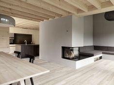 Mountain Vacation House in Austria / Innauer-Matt Architekten