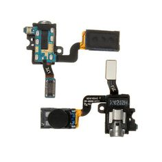 Headphone Jack Ear Speaker Flex Cable Replacement Part For Samsung Galaxy Note 3  Worldwide delivery. Original best quality product for 70% of it's real price. Buying this product is extra profitable, because we have good production source. 1 day products dispatch from warehouse. Fast...