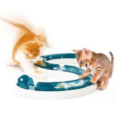 Hagen CATIT PLAY CIRCUIT - Игровой лабиринт - интерактивная игрушка для кошек