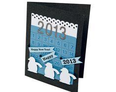 Happy New Year's Card at www.fiskars.com