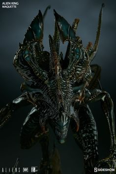 Alien King from Sideshow Collectables.
