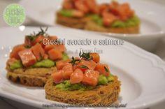 Bruschetta, Finger Foods, Avocado Toast, Drink, Eat, Cooking, Breakfast, Ethnic Recipes, Blog