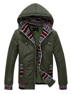 GET $50 NOW | Join RoseGal: Get YOUR $50 NOW!http://www.rosegal.com/mens-jackets/zip-up-tribal-pattern-insert-904746.html?seid=8119039rg904746
