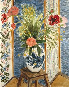 Henri Matisse. Papaveri, 1919 circa. Olio su tela, 100,6 × 81,3 cm. Detroit Institute of Arts, Bequest of Robert H. Tannahill (70.175) © Succession H. Matisse by SIAE 2015