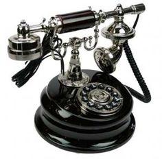 Дисковый ретро телефон   Дисковый ретро телефон купить в магазине Санкт-Петербурга (СПб) или интернет магазине с доставкой оригинальных суве...