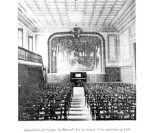 Colegio Maristas La Merced 1926 el viejo Murcia: Business Center Metropolis Empire - Page 296 Después fue Universidad, ahora Facultad de Derecho.